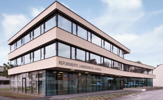 Haus der Reformierten in Aarau