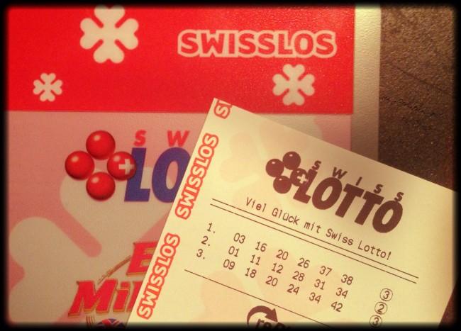 Foto: Sind Lottospieler die besseren Gläubigen?