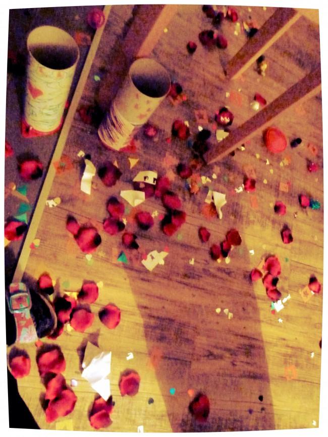 Foto: Das neue Jahr beginnt wie das alte geendet hat: Betrunken