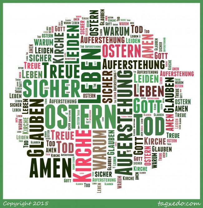 Foto: Ostern – «so sicher wie das Amen in der Kirche»