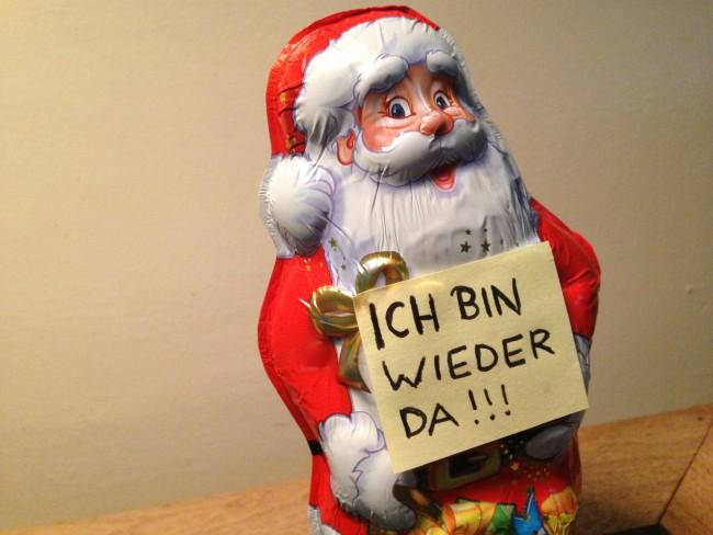Foto: Weihnachtsleid