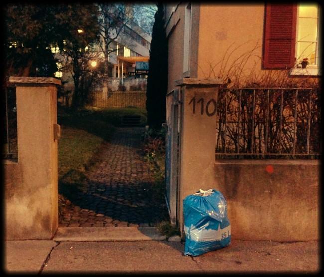 Foto: Ein Hoch auf die Tour der Müllabfuhr