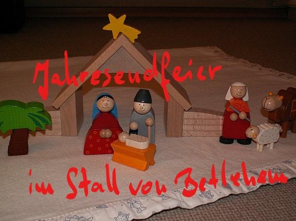 Foto: Weihnachten ist auch bei den Reformierten keine Jahresendfeier